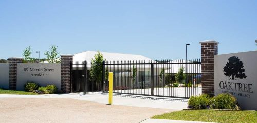 Oaktree Village_Armidale_Security Gate 004 -resize